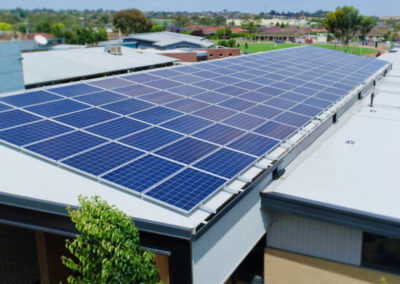 School-Solar-Roof-Aspect
